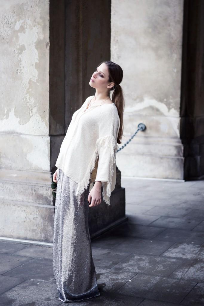 Streetstyle-Lilly-Ingenhoven-Metallic-Skirt-Clea-4